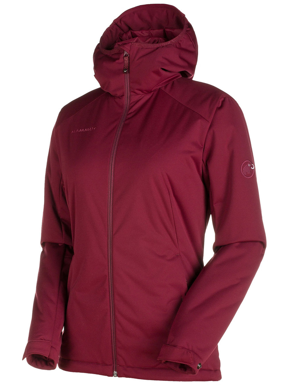 Chamuera So Thermo Hooded Softshell