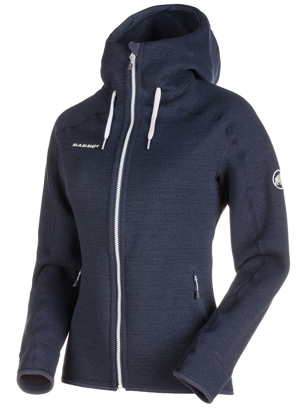 Arctic Hooded Ml Fleece Jacket