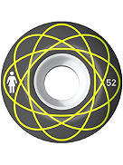 Nuclear 52mm Rollen