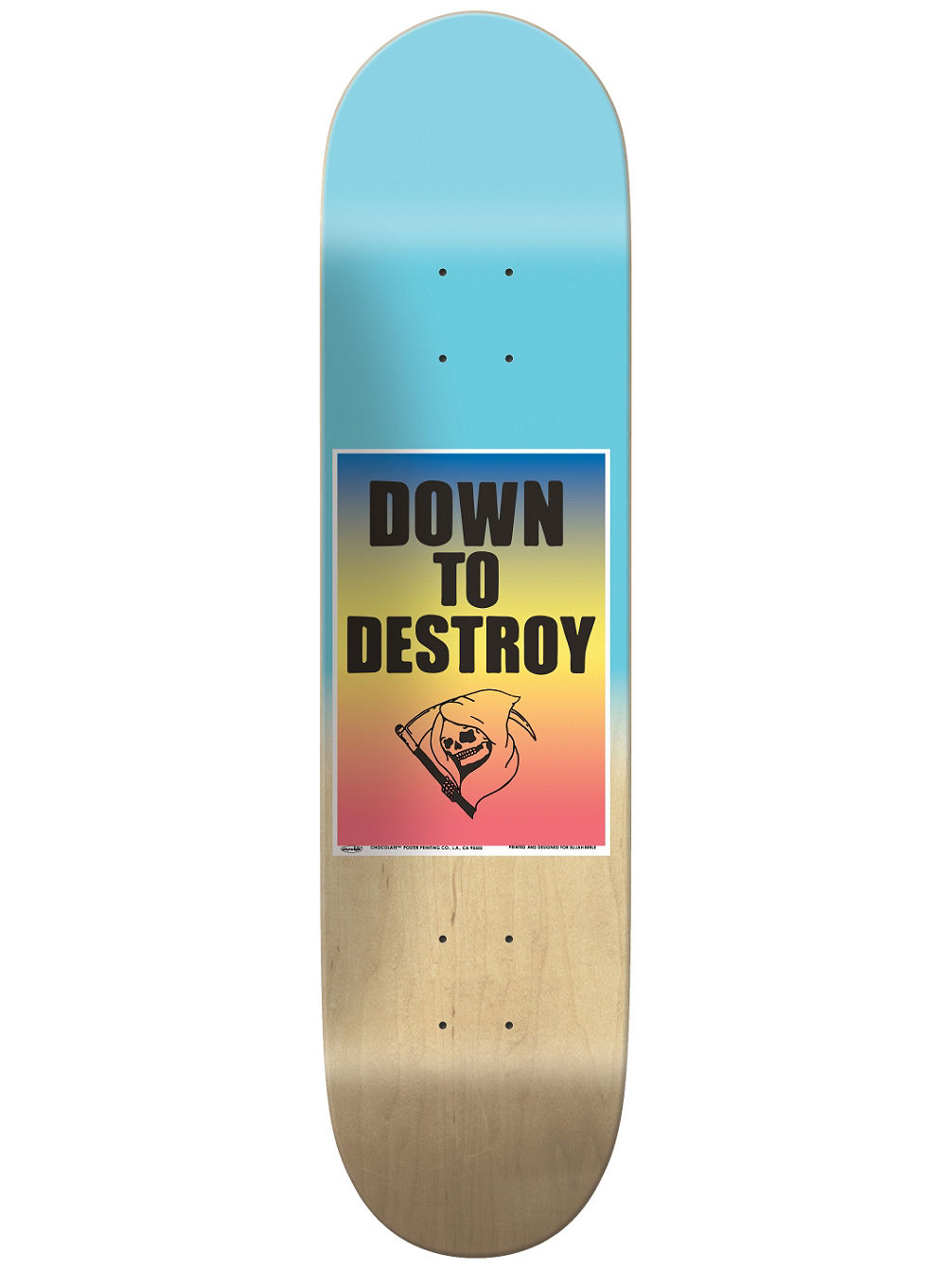 Signs of the times Berle 8'' Skate Deck