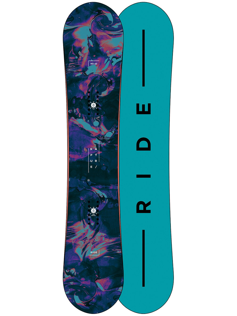 Rapture 143 2018 Snowboard