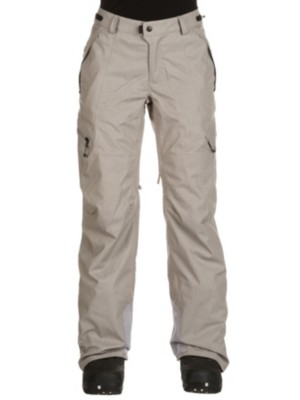 686 Glcr Geode Thermagraph Pants lt grey twill Gr. XS