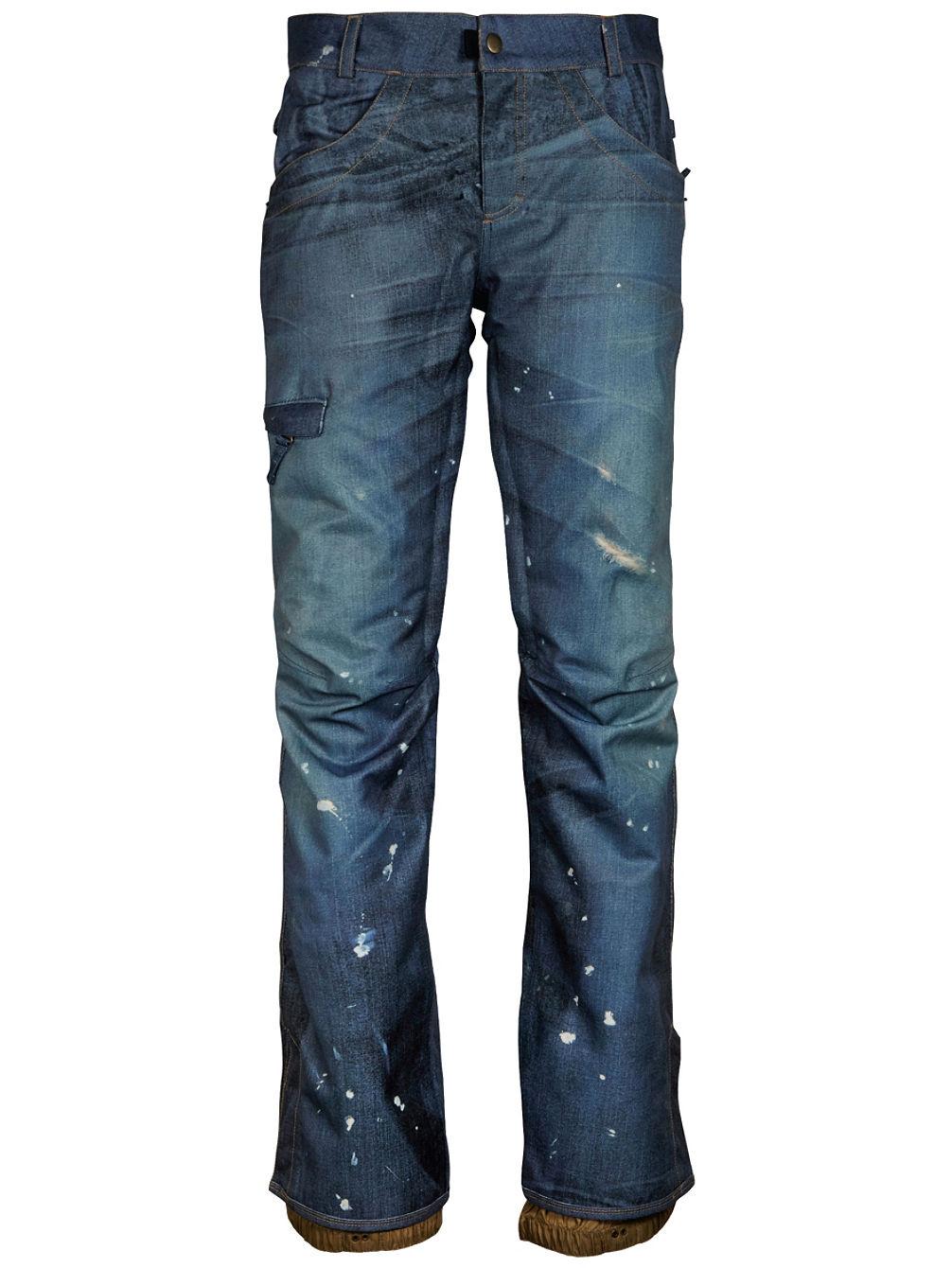0b6da713 Buy 686 Deconstructd Denim Insulator Pants online at blue-tomato.com