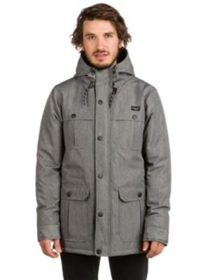 Iriedaily Honeystop Parka Jacket anthra mel Gr. XL