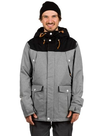 WearColour Charge Jacket