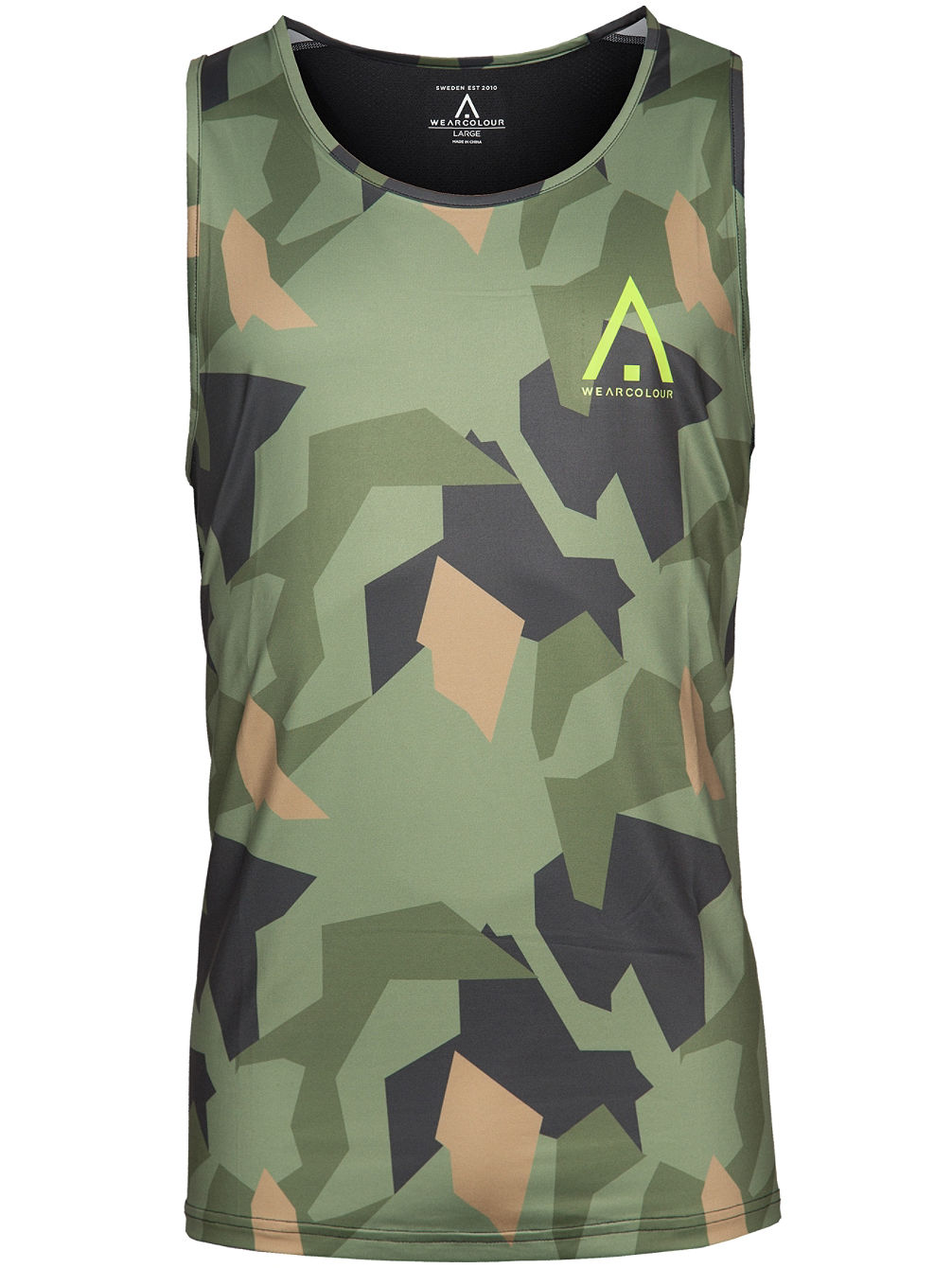 Pump Tech Tank Top