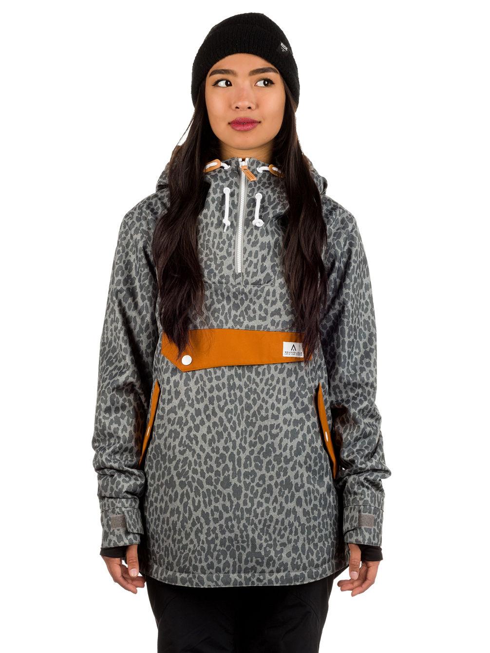 Buy WearColour Recruit Anorak Jacket online at blue-tomato.com 62de5afc68