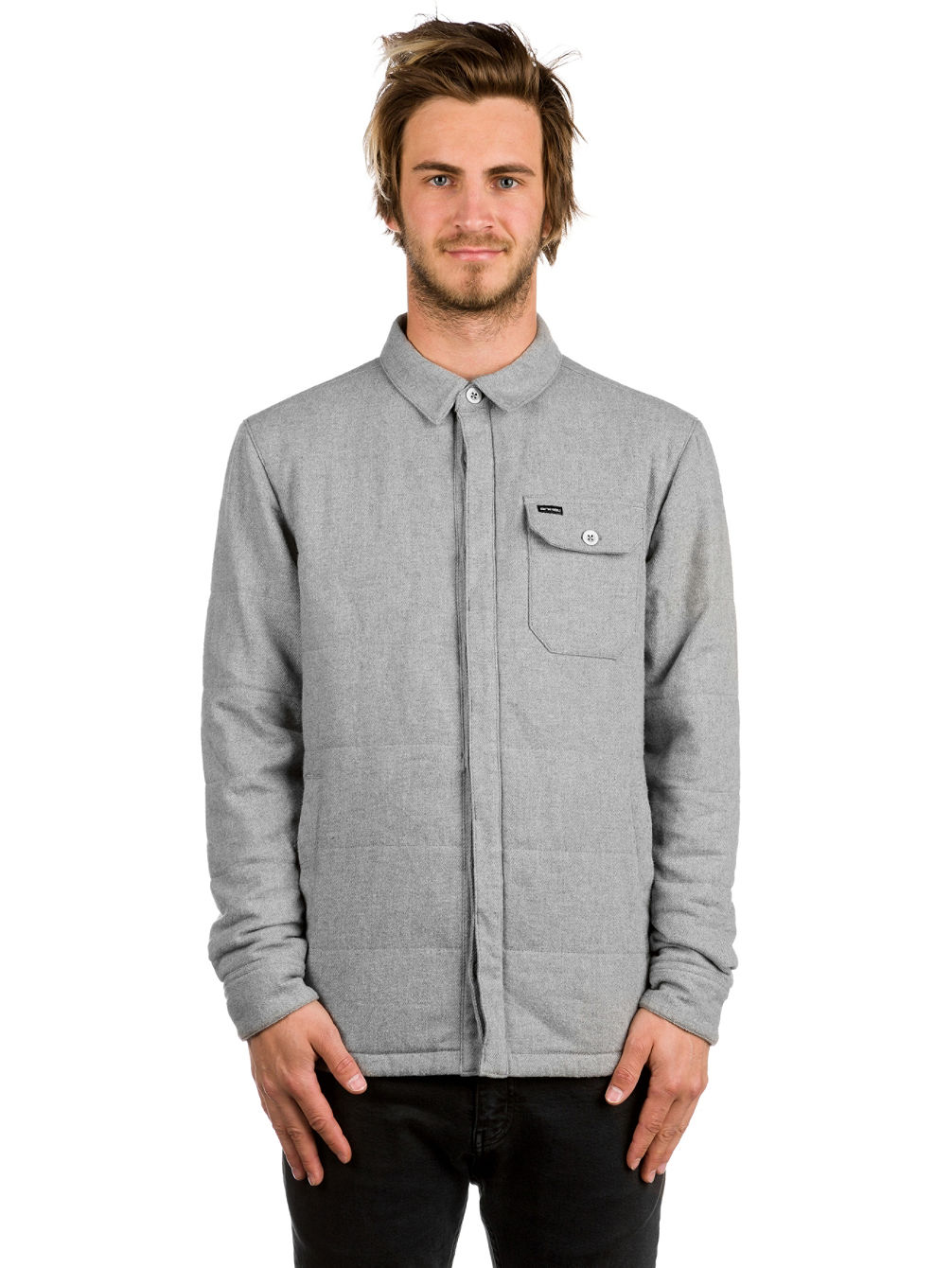 Morgan Shirt Jacket