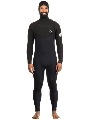 Rip Curl Dawn Patrol 5/4 Hood Chest Zip Wetsuit