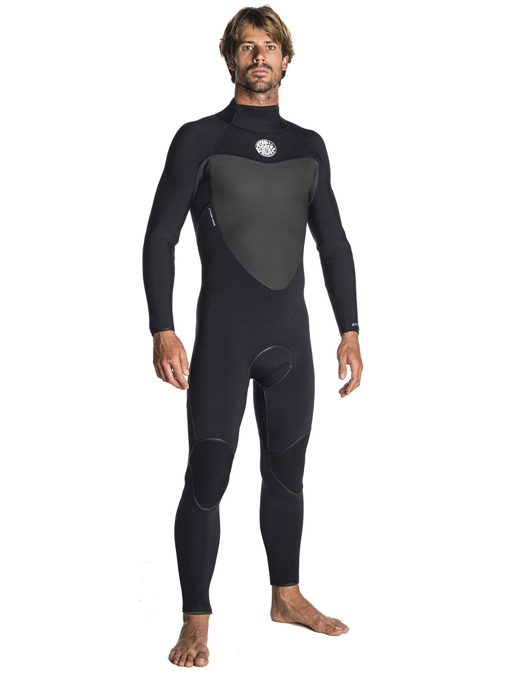 Flash Bomb 3/2Gb Back Zip Wetsuit