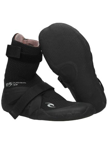 Rip Curl Flashbomb 5mm Round Toe Chaussons