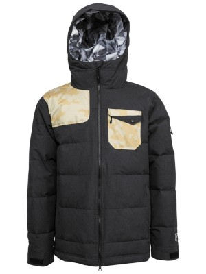 Nitro Maru Jacket black / half Gr. S
