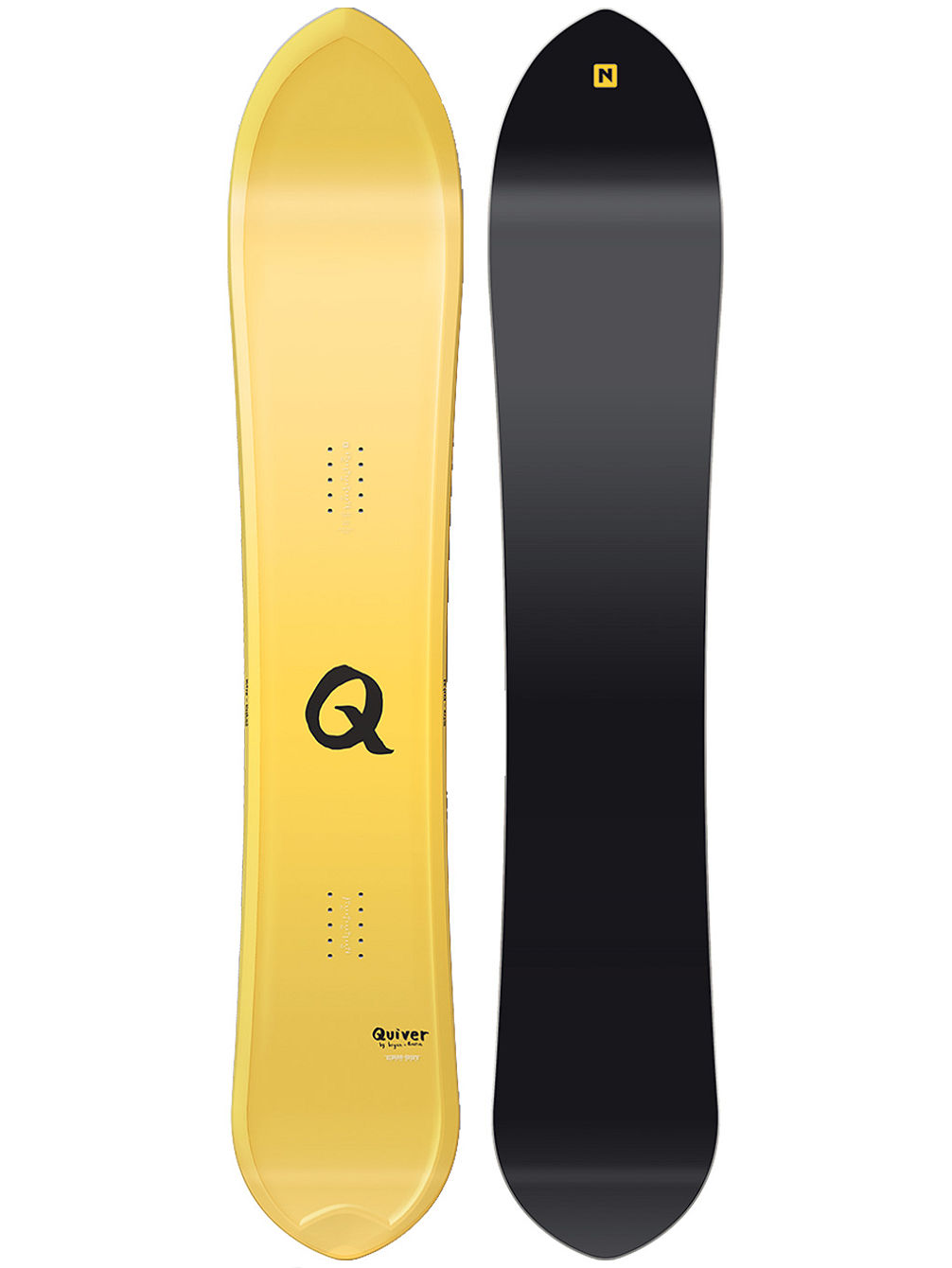 The Quiver Slash 163 2018 Snowboard