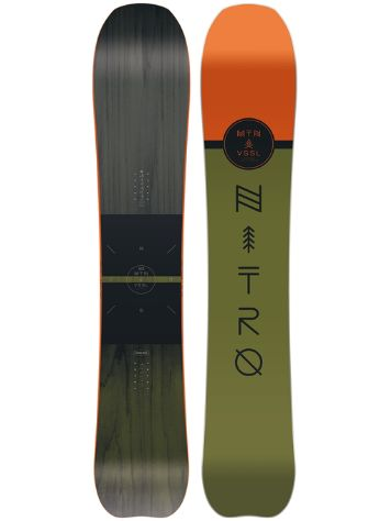 Nitro Mountain 163 2018 Snowboard