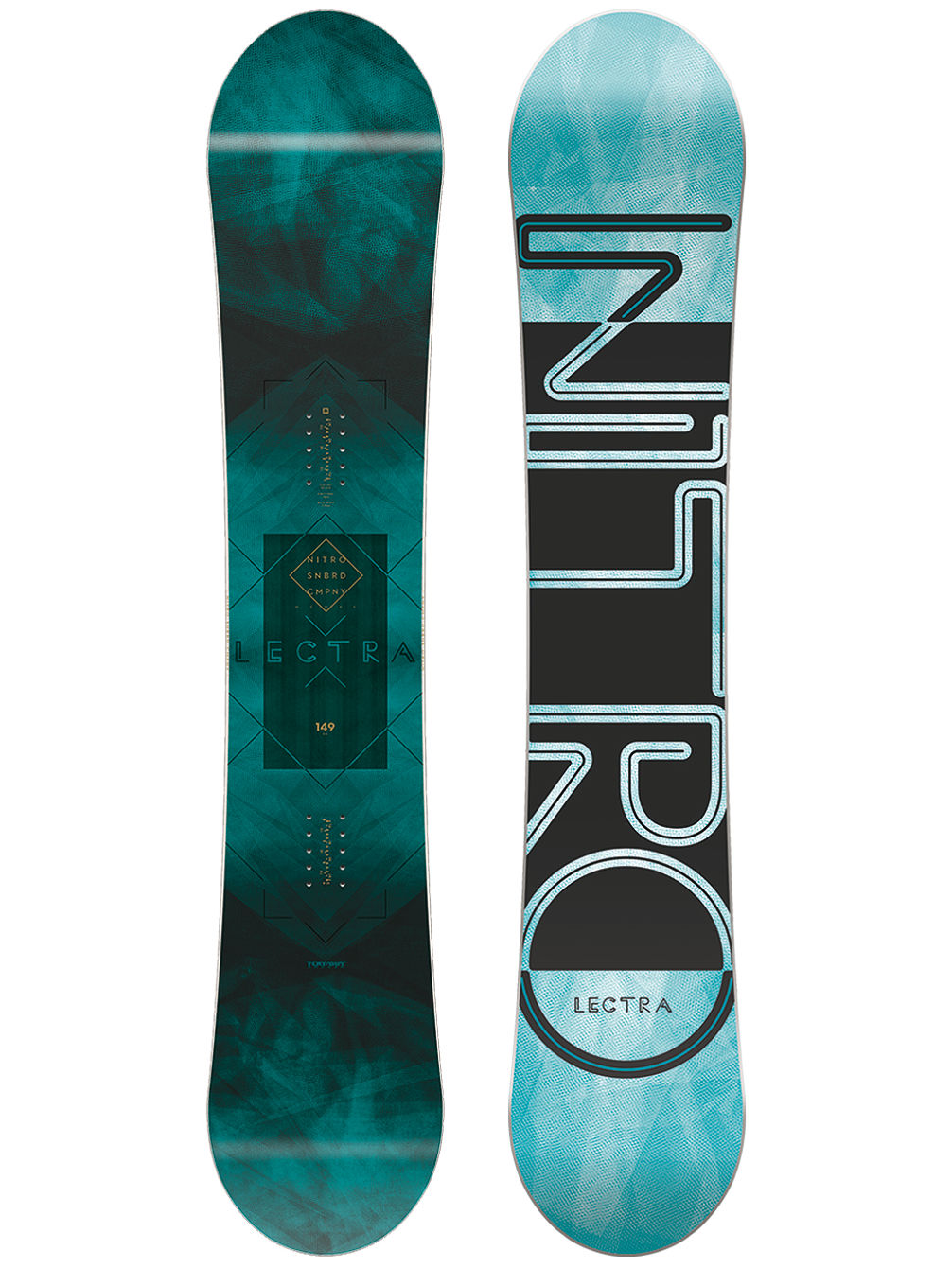 Lectra 149 2018 Snowboard