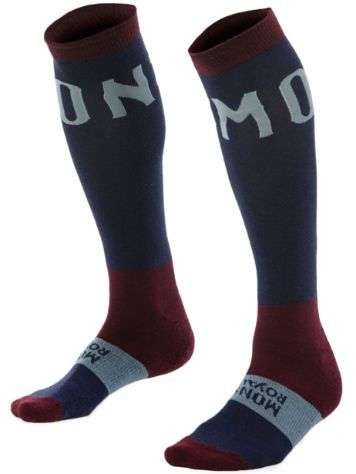 Mons Royale Merino Lift Access Plain Tech Socks