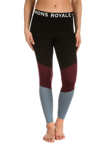 Mons Royale Merino Christy Panel tech Leggings