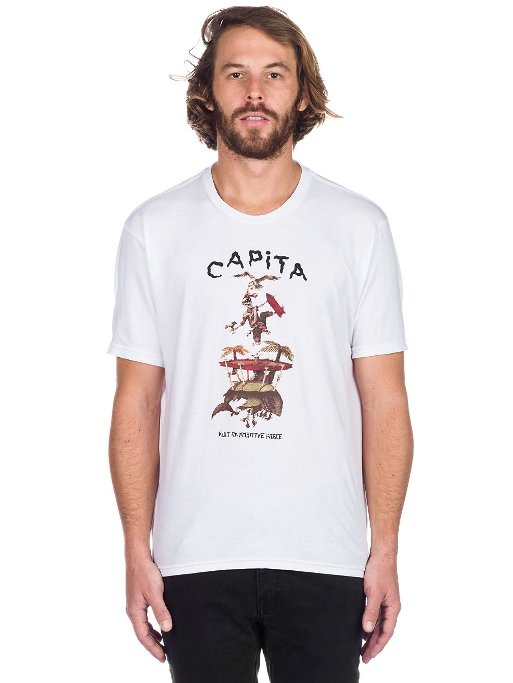 Scotty Tramp Camiseta
