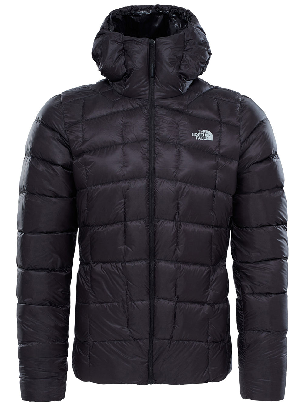 Supercinco Down Hooded Jacket