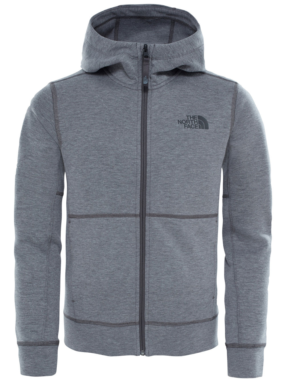 Slacker Hooded Fleece Jacket Boys