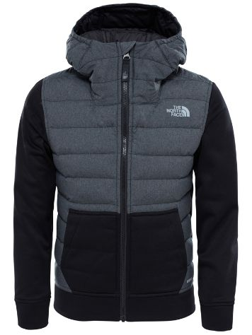THE NORTH FACE Mittelegi Down Hooded Jas jongens