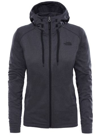 THE NORTH FACE Tech Mezzaluna Hooded Chaqueta polar