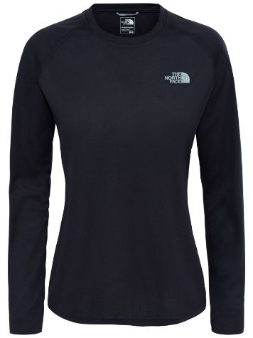 THE NORTH FACE Reaxion Amp Crew Tech Tee LS