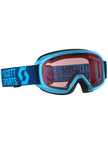 Scott Witty Blue Youth Goggle jongens