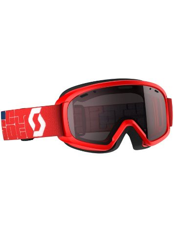 Scott Witty Red Youth Goggle jongens