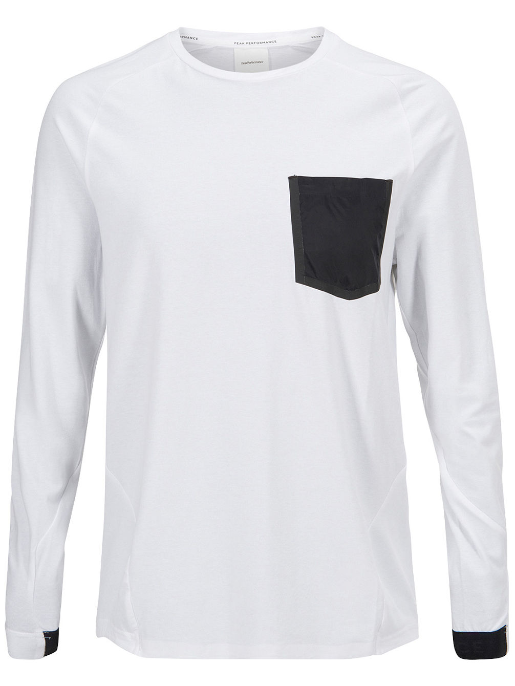 Nylon Tech Tee LS