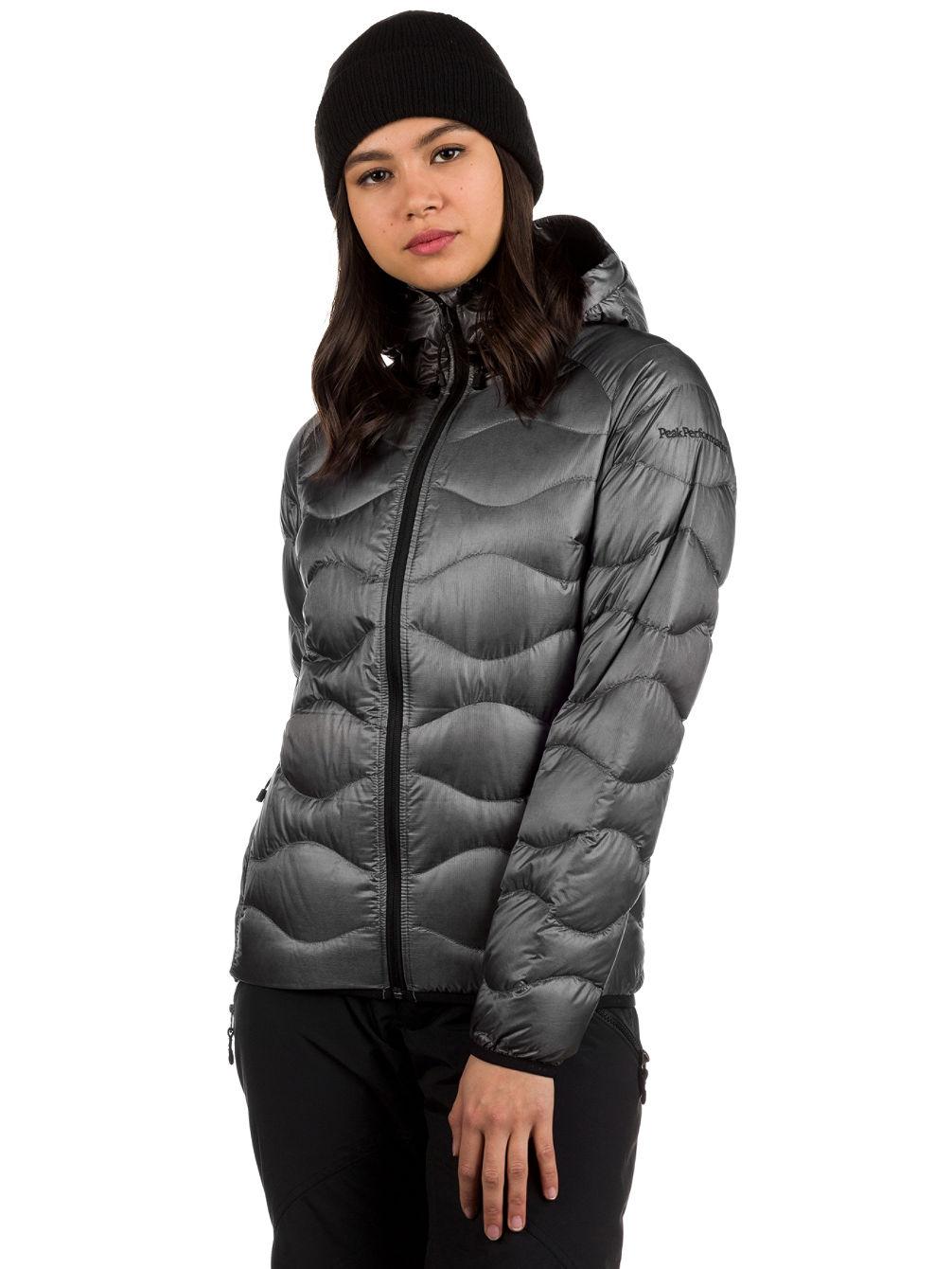 Buy Peak Performance Black Light Helium Hooded Jacket online at blue ... e886fabf84