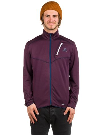 Salomon Discovery Fleece Pullover