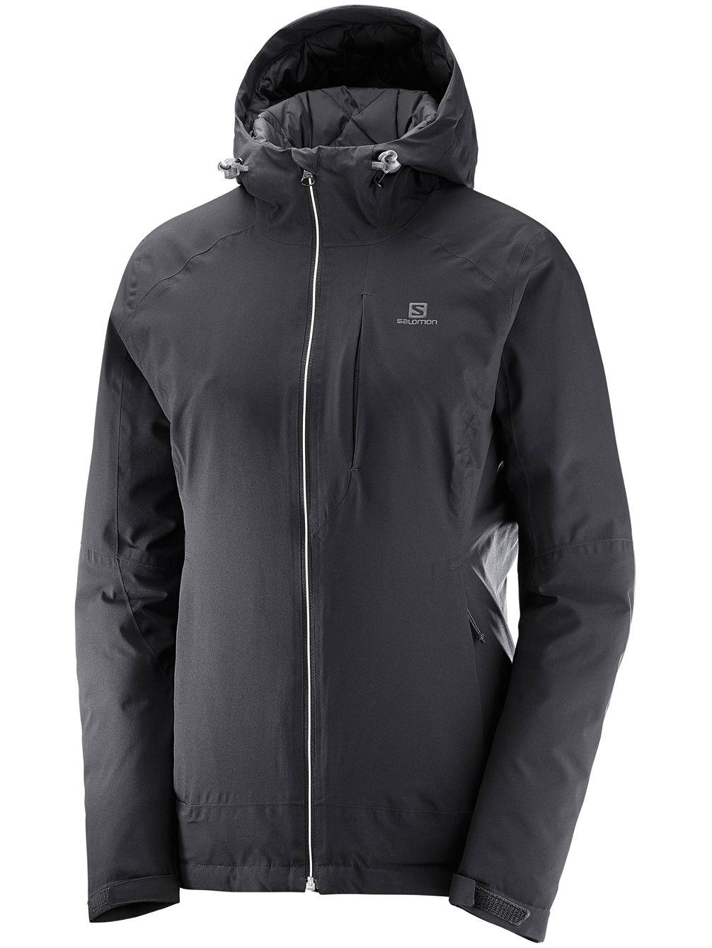 39183c2951e Buy Salomon La Cote Insulated Jacket online at blue-tomato.com