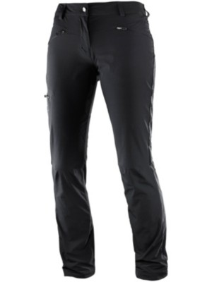 Salomon Wayfarer Outdoor Pants black Gr. 42