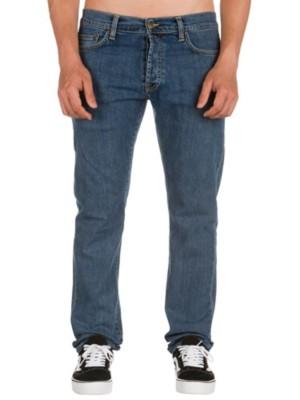 Carhartt WIP Klondike II Jeans blue stone washed Gr. 28/32