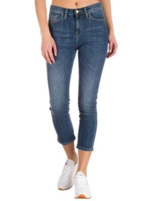 Carhartt WIP Patti Ankle Jeans blue prime stone FW Gr. 26