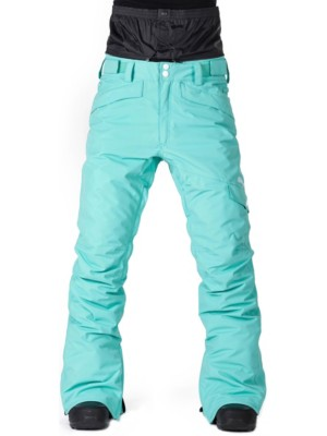 Horsefeathers Tonia Pants pool blue Gr. M
