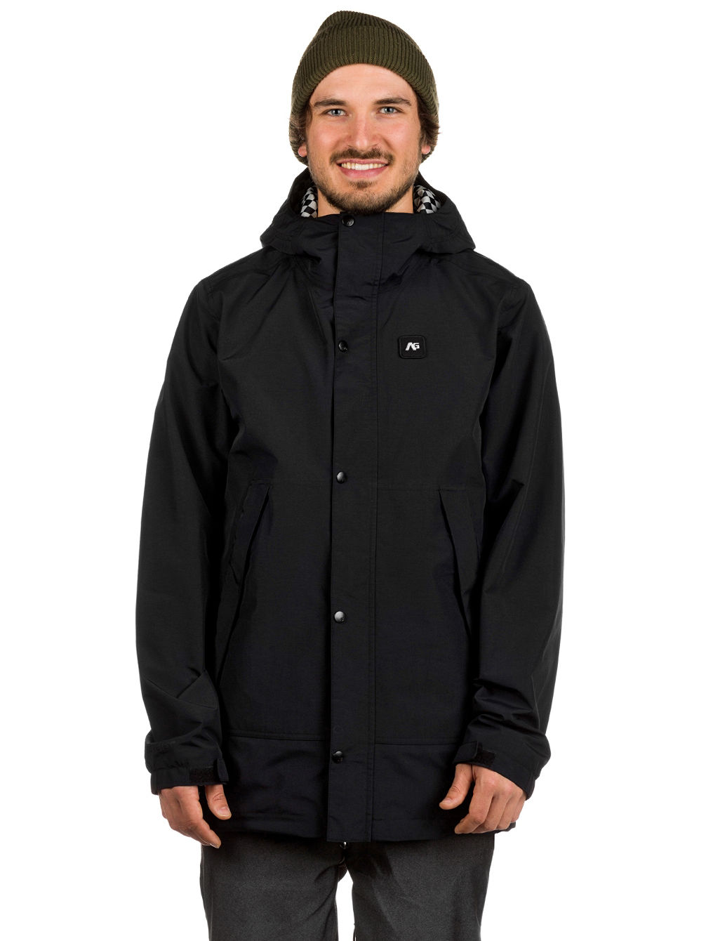 Gore-Tex Contract Jacke