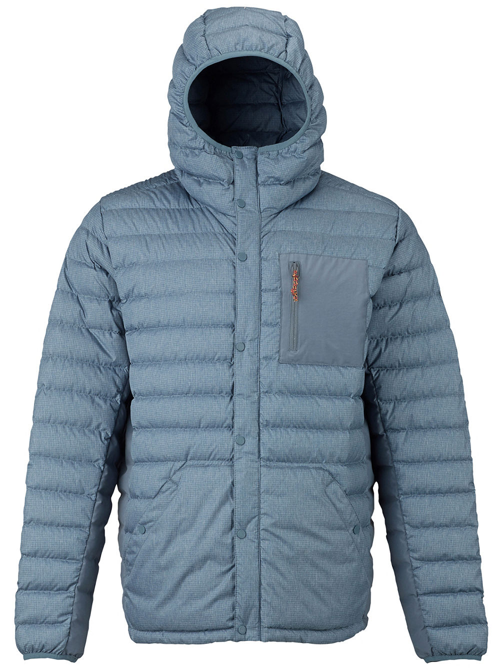 Evergreen Hooded Down Insulator Chaqueta