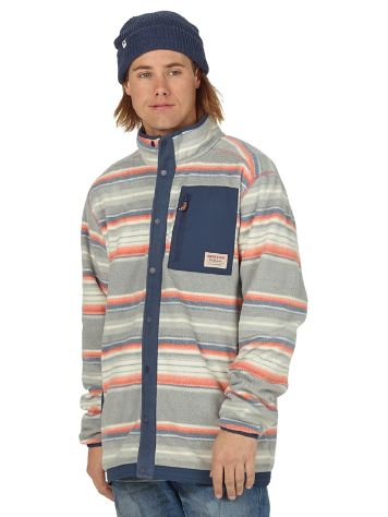 Burton Hearth Snap Up Fleecejacke