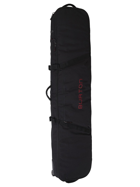Burton Wheelie Gig 166cm Snowboard Bag true black
