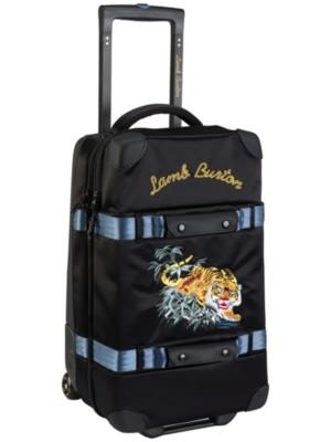 Burton L.A.M.B. Wheelie Flight Deck Travelbag lamb black Gr. Uni