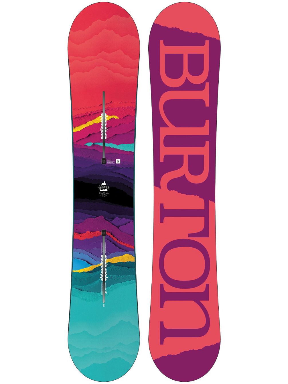 Feelgood Flying V 149 2018 Snowboard