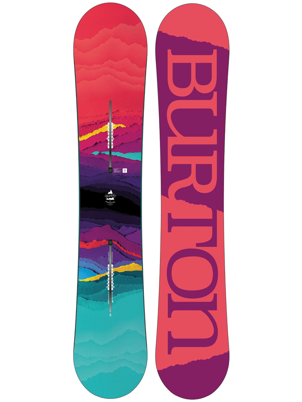 Feelgood Flying V 155 2018 Snowboard