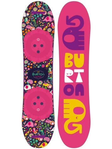 Burton Chicklet 90 2018 Girls Snowboard