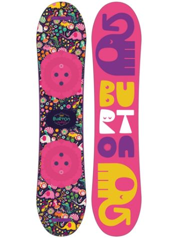 Burton Chicklet 100 2018 Girls Snowboard