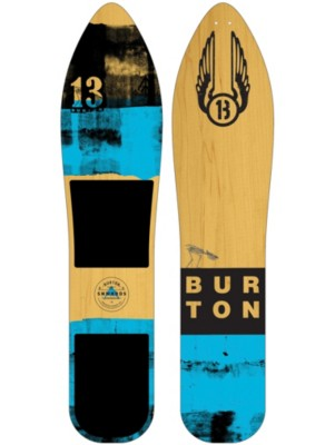 Burton The Throwback 130 2018 uni Gr. Uni
