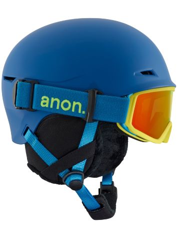 Anon Define Snowboard Helmet Youth Youth