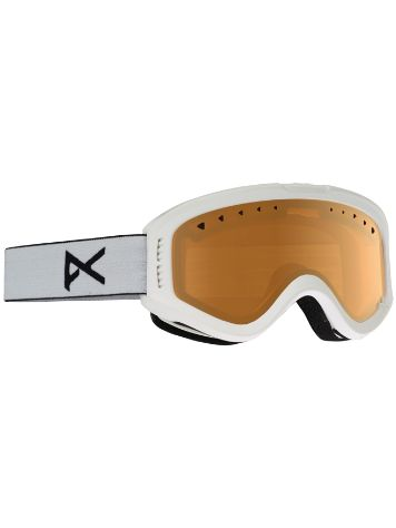 Anon Tracker White Goggle