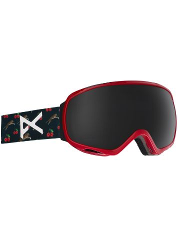 Anon Tempest Black Cherries Goggle